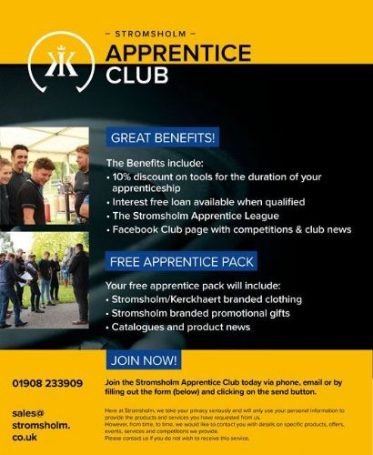 Apprentice Club Membership